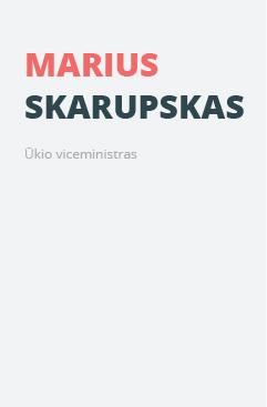 Marius Skarupskas