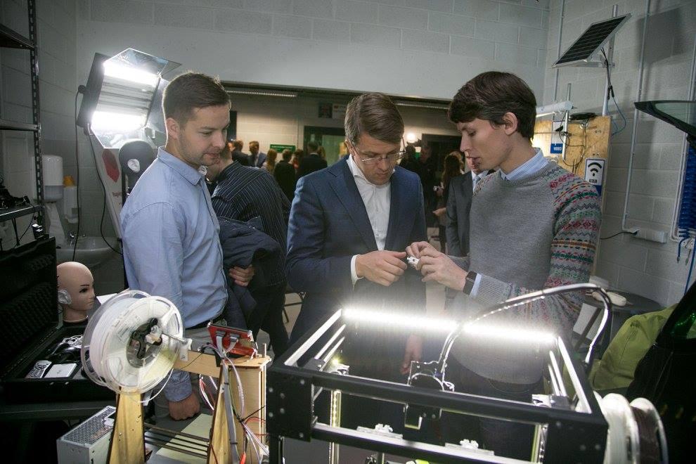 Pirmą kartą Lietuvoje startavo Inovacijų savaitė