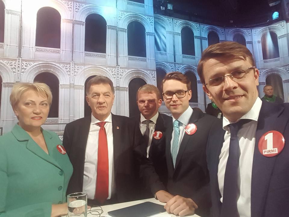 Rinkimų į Seimą debatai LRT