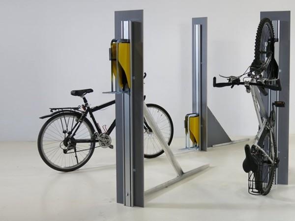 Parkis arba kaip išmaniai parkuoti dviratį